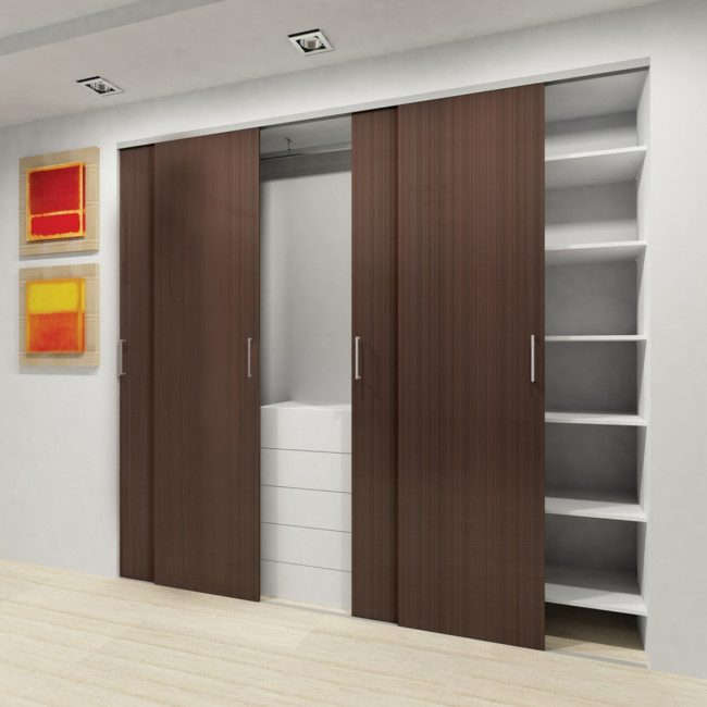 closet door options