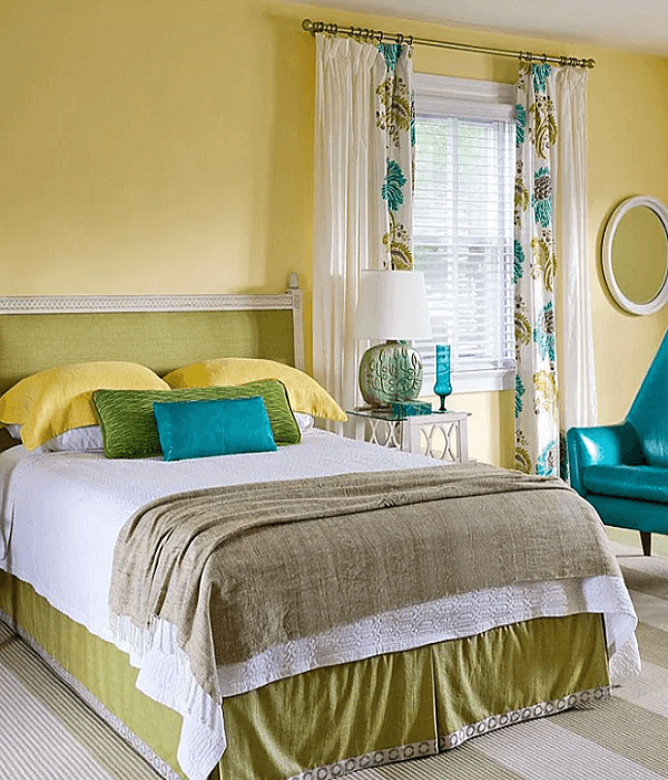 color schemes for bedroom