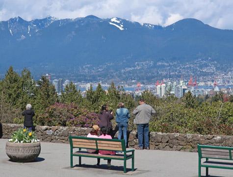 Grouse Mountain, Vancouver Canada