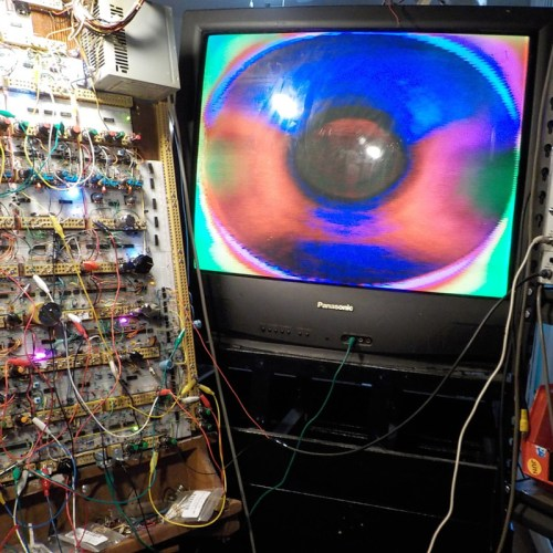 Russell Kramer: Interactive Analog Video Synthesis
