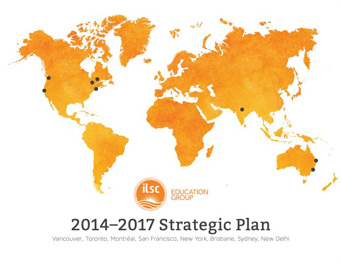 ILSC Strategic Plan 2014-2017