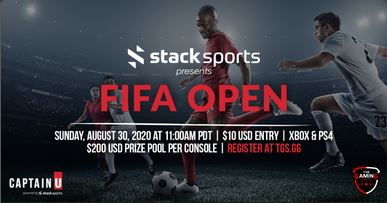 Stack Sports Fifa Open