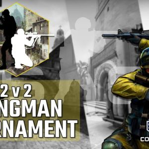 SFUXUBC CSGO Wingman tournament