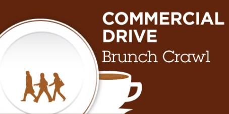 Commercial Drive Brunch Crawl