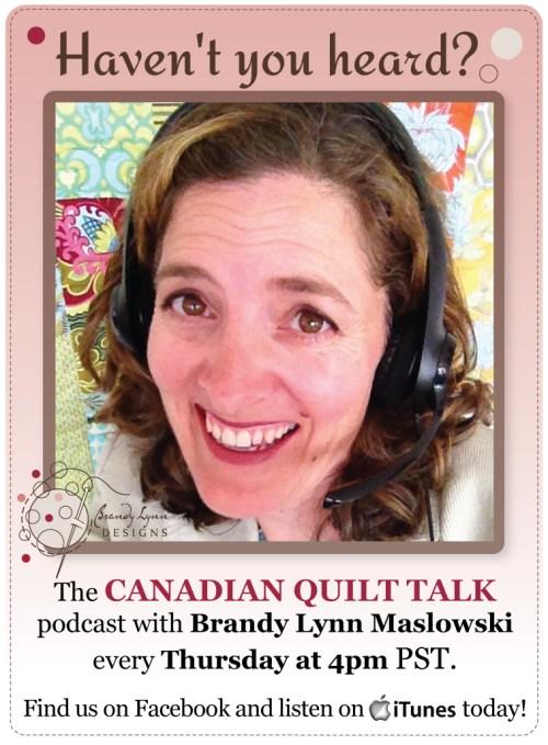 Canadian Quilt Talk