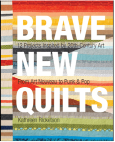 Brave New Quilts Cover