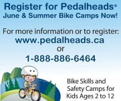 kid-friendly vancouver day camp pedalheads
