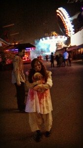 what to do in vancouver fright nights pne playland