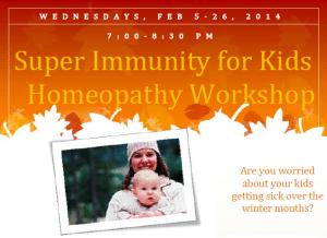 wellness homeopathy workshop