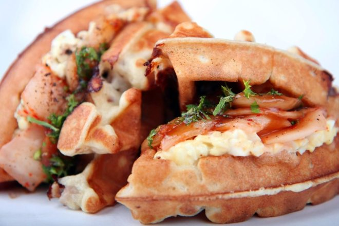 miura waffle