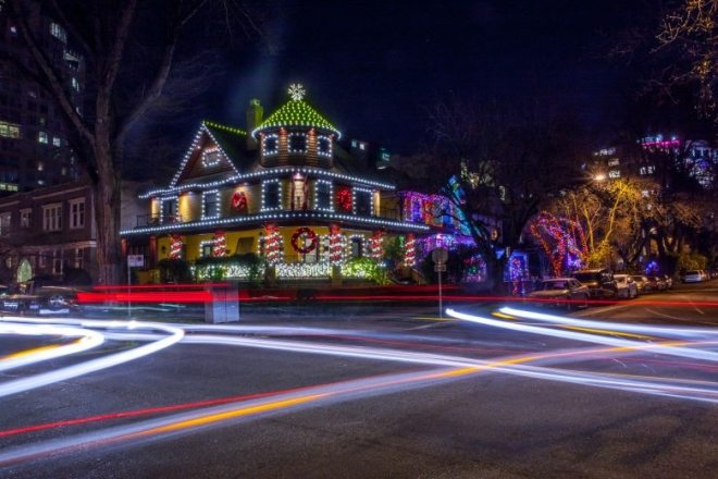 Lumiere Festival - Vancouver Christmas Activities