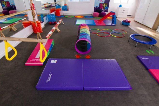 Rhythm Gym Circuit - Vancouver gymnastics
