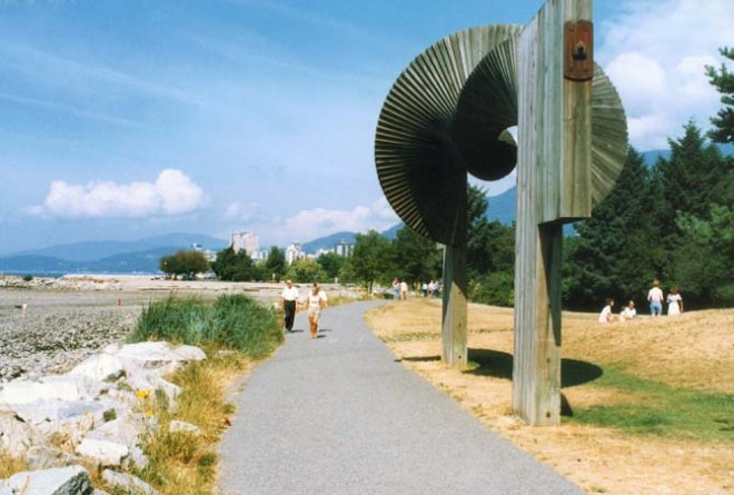 Stroller-friendly walks around Vancouver: Ambleside
