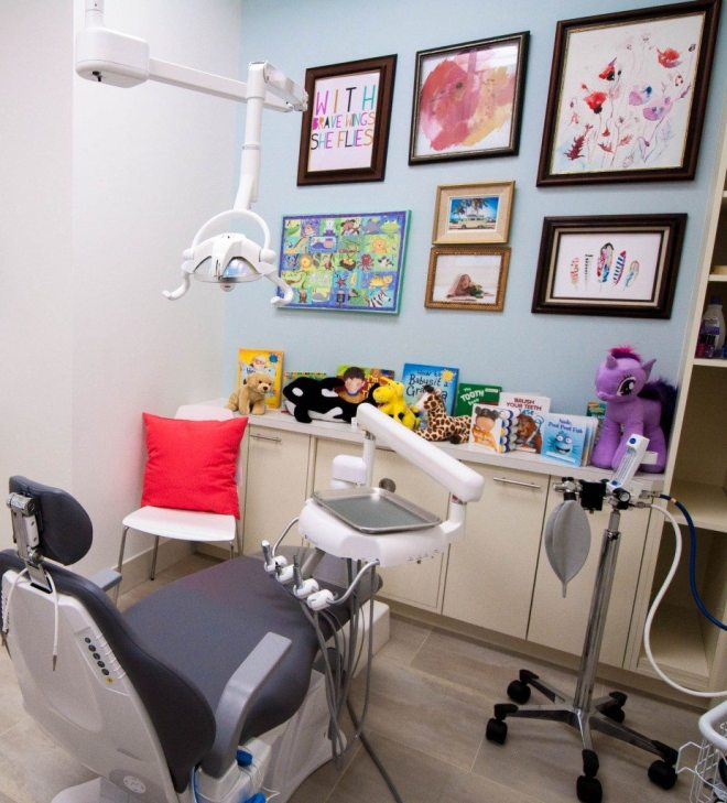 Playtime treatment room