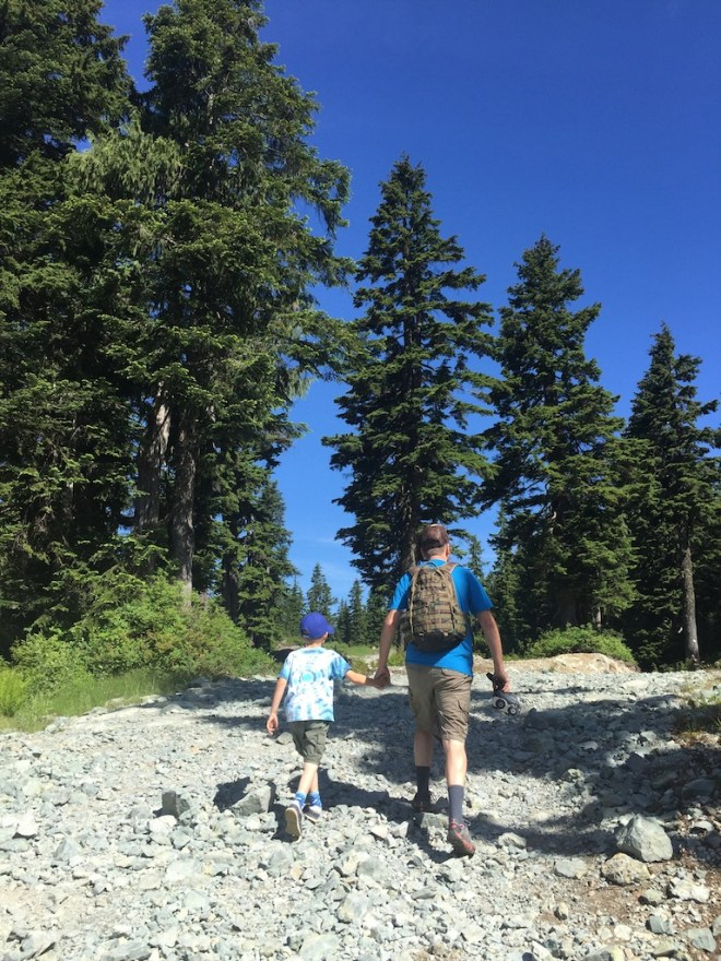 Father's Day Vancouver: Hiking