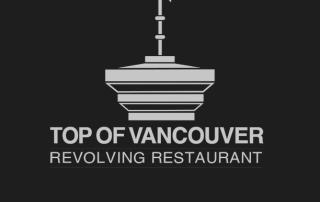 vancouver revolving restaurant logo