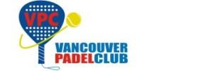 VPC - Vancouver Padel Club Logo