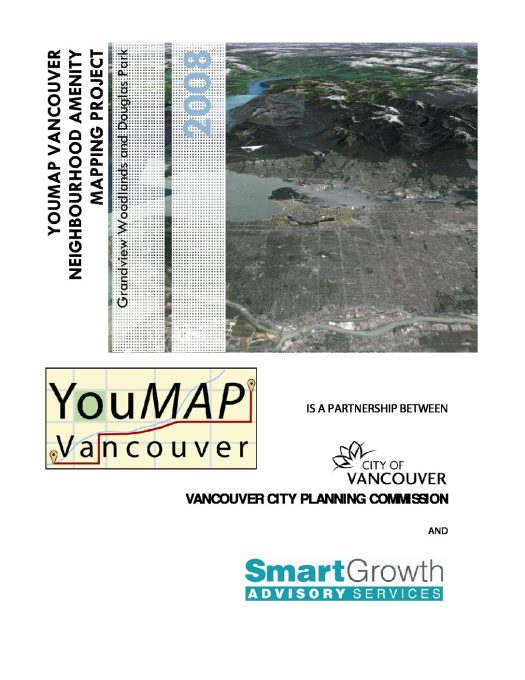 YouMAP Vancouver Neighbourhood Mapping Project Report