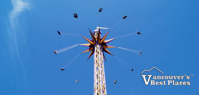 Atmosphere Ride at PNE Playland
