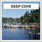 Deep Cove in North Vancouver