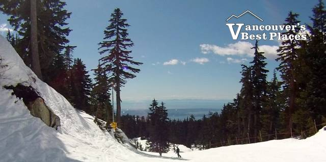 Mt. Seymour Ski Run