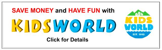 Save Money with Kidsworld