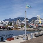 Shipbuilders Pier in North Vancouver