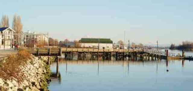 Steveston Village Waterfront