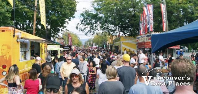 Fraser Valley Food Truck Festival