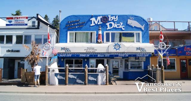 Resort town of white rock vancouver 39 s best places for One fish two fish restaurant