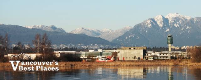 YVR Airport on the Water