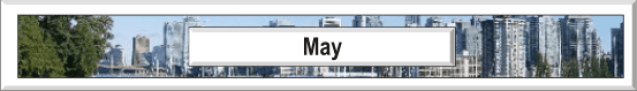 May in Vancouver