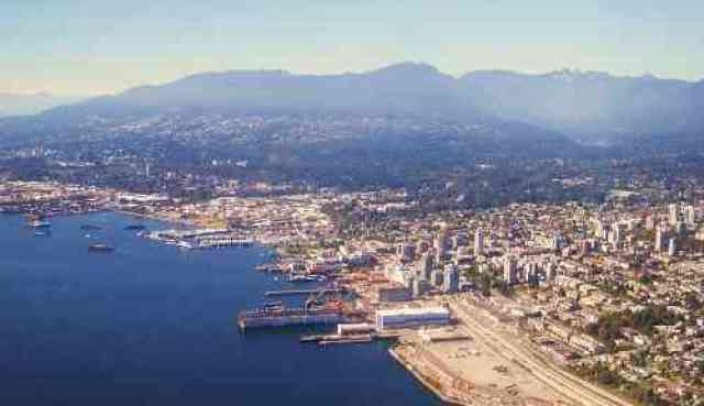 North Vancouver Aerial Photo