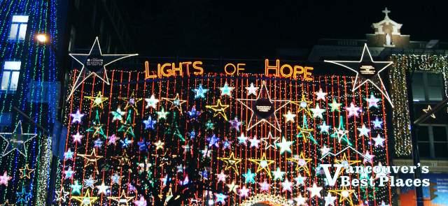 Lights of Hope Celebration