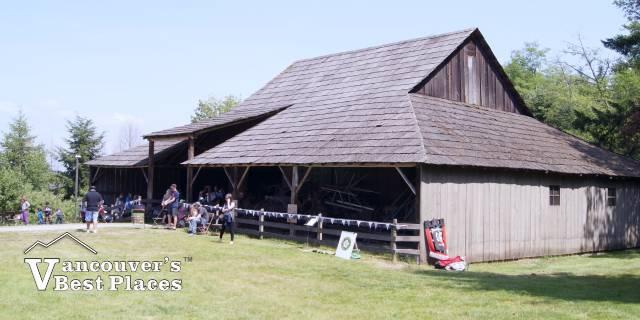 Stewart Farm Barn