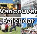 Vancouver September Calendar