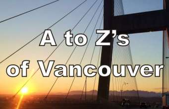 A to Z's of Vancouver