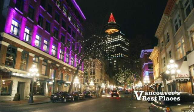 Christmas in Vancouver Video