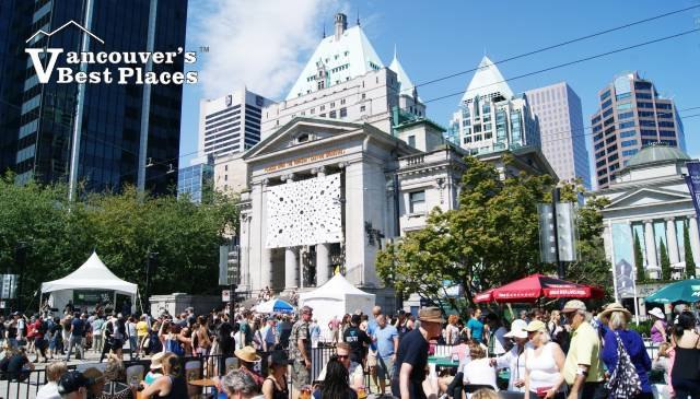 Vancouver Art Gallery (at Robson Square)