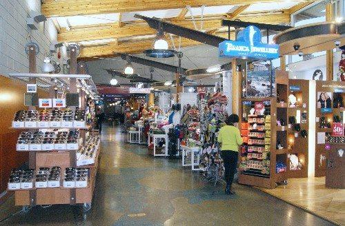 Market at Tsawwassen Ferry Terminal
