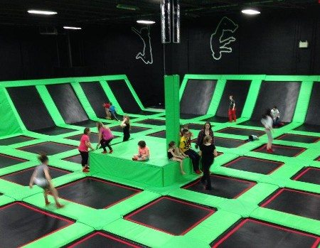 Extreme Air Park in Langley