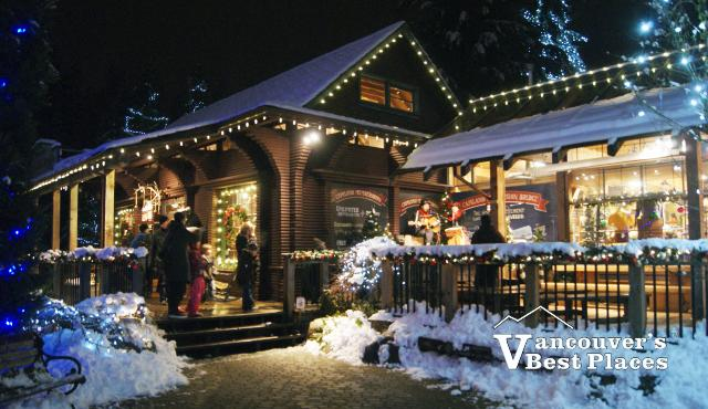 Grouse mountain christmas 2019 gifts