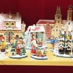 Kathe Wohlfahrt Toy Village Display