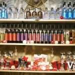Okanagan Spirits Christmas Market Display