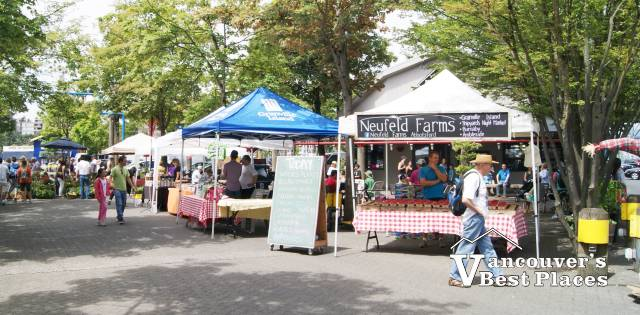 Granville Island Farmers Market