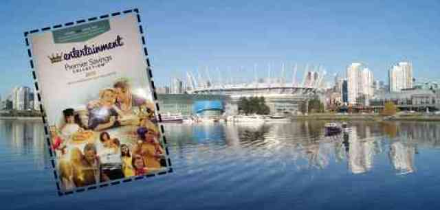 Vancouver Entertainment Book