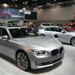 AutoShow BMWs