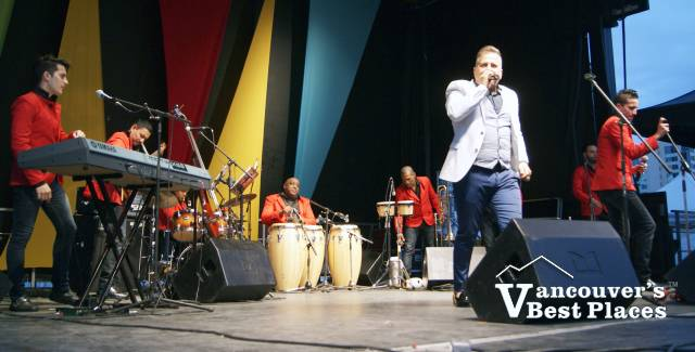 Will Campa at Carnaval del Sol