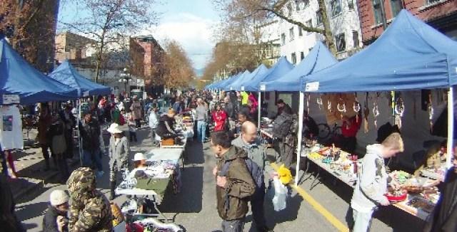 DTES Street Market