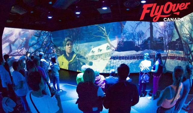 FlyOver Canada Preshow